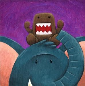 Domo-Elephant