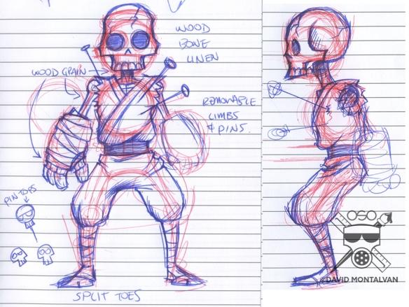 VoodooNinja-Sketch