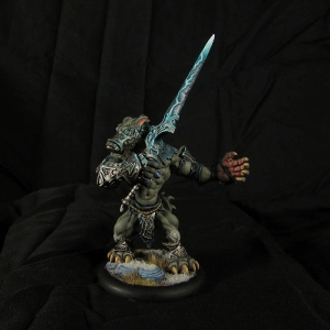 Warpwolf Stalker by Privateer Press