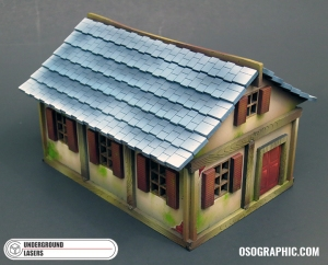 Generic Colonial House